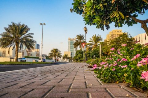 Real estate transactions in Ajman reached USD 2.42 billion in 2020