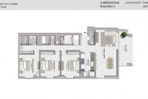 Apartment in Jumeirah, Dubai, UAE 3 bedrooms, 183 sq.m. № 6607 - photo 10