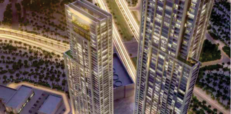 Apartment in Downtown Dubai (Downtown Burj Dubai), Dubai, UAE 2 bedrooms, 109.6 sq.m. № 2753
