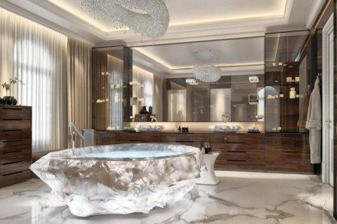 Villa in Palm Jumeirah, Dubai, UAE 6 bedrooms, 863 sq.m. № 6598 - photo 13