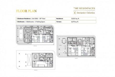 Penthouse in Dubai, UAE 5 bedrooms, 1645 sq.m. № 6643 - photo 11