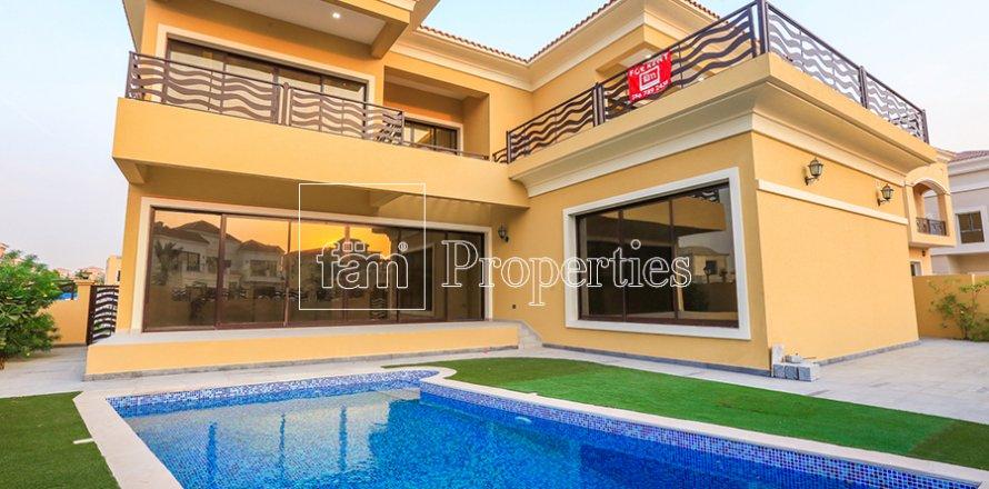 Villa in Dubai Land, Dubai, UAE 5 bedrooms, 641 sq.m. № 5052