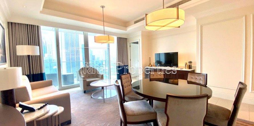 Apartment in Downtown Dubai (Downtown Burj Dubai), Dubai, UAE 2 bedrooms, 134.6 sq.m. № 4261