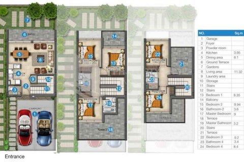 Townhouse in Dubai, UAE 5 bedrooms, 227.9 sq.m. № 3184 - photo 5