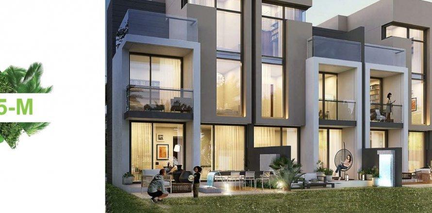 Townhouse in Dubai, UAE 5 bedrooms, 227.9 sq.m. № 3184