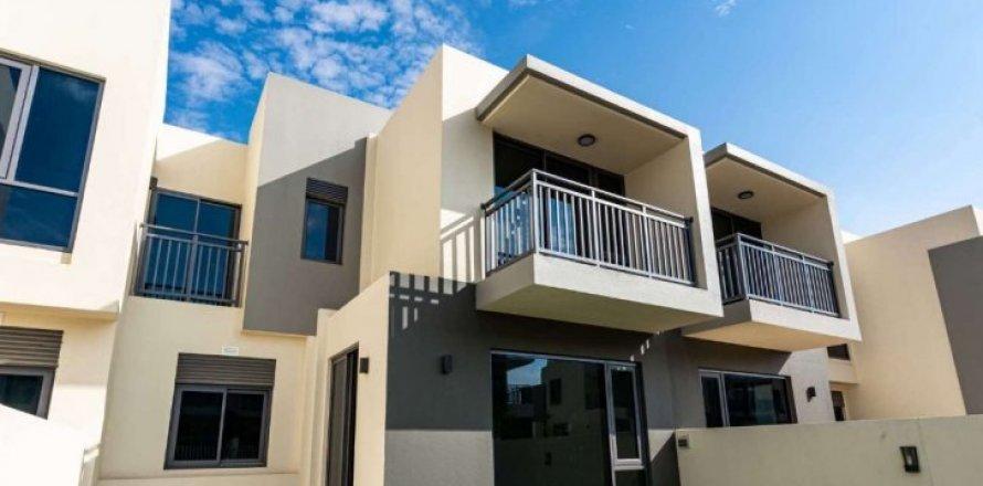 Townhouse in Dubai Hills Estate, Dubai, UAE 4 bedrooms, 222 sq.m. № 6655
