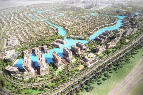 Apartment in Mohammed Bin Rashid City, Dubai, UAE 2 bedrooms, 109 sq.m. № 6648 - photo 3