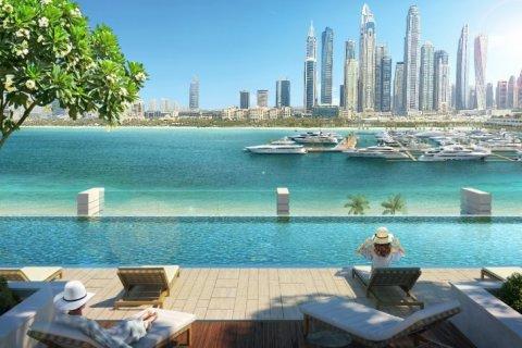 Apartment in Dubai Harbour, Dubai, UAE 4 bedrooms, 228 sq.m. № 6710 - photo 1