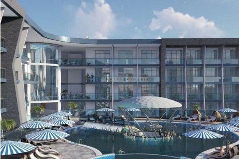 Apartment in Dubai Studio City, Dubai, UAE 33.4 sq.m. № 3442 - photo 1