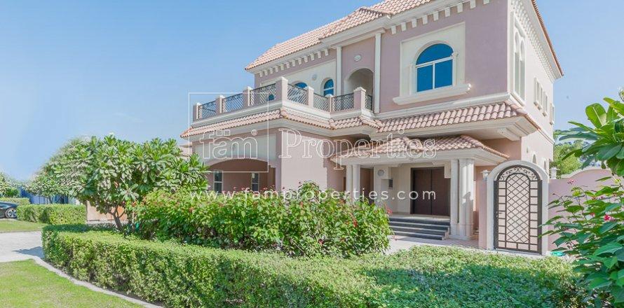 Villa in Dubai Land, Dubai, UAE 5 bedrooms, 603.9 sq.m. № 5194