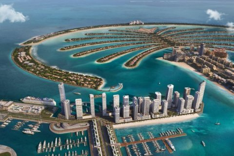 Apartment in Dubai Harbour, Dubai, UAE 2 bedrooms, 129 sq.m. № 6619 - photo 11