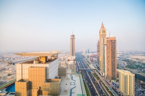Property sales in Dubai in Q4 2020 stand at USD 5.99 billion
