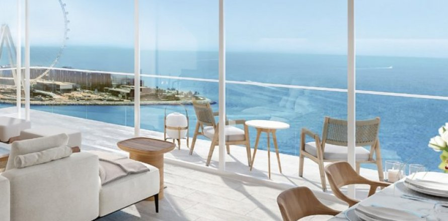 Penthouse in Jumeirah Beach Residence, Dubai, UAE 5 bedrooms, 414 sq.m. № 6680