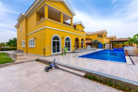 Villa in Dubai Land, Dubai, UAE 5 bedrooms, 1263.5 sq.m. № 4773 - photo 1