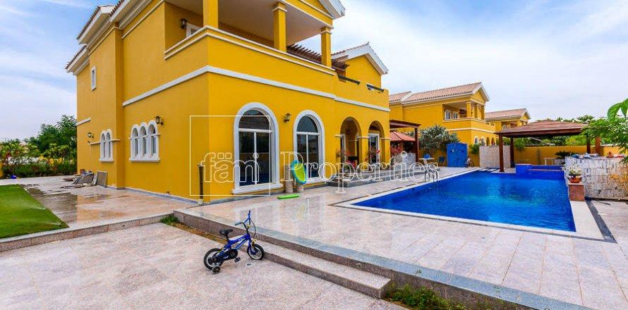 Villa in Dubai Land, Dubai, UAE 5 bedrooms, 1263.5 sq.m. № 4773