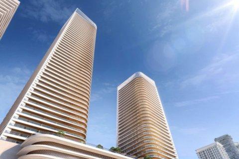 Apartment in Dubai Harbour, Dubai, UAE 2 bedrooms, 124 sq.m. № 6616 - photo 2