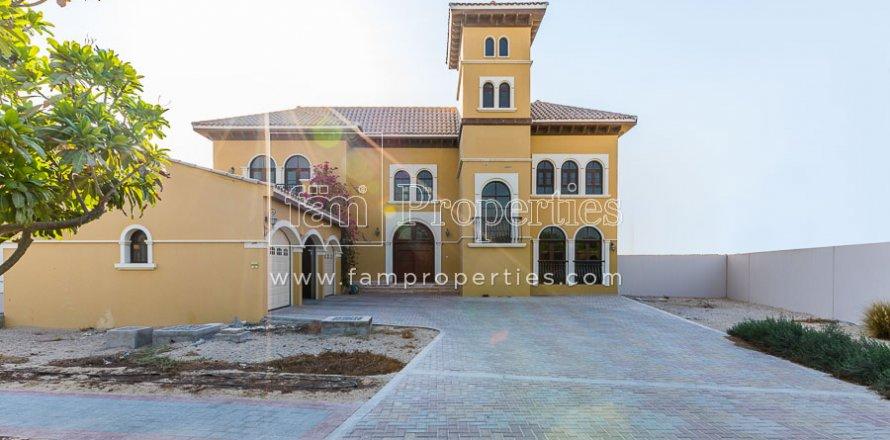 Villa in Dubai Land, Dubai, UAE 6 bedrooms, 1579.3 sq.m. № 4376