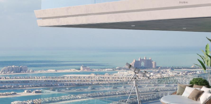 Apartment in Dubai Harbour, Dubai, UAE 2 bedrooms, 108.8 sq.m. № 3035