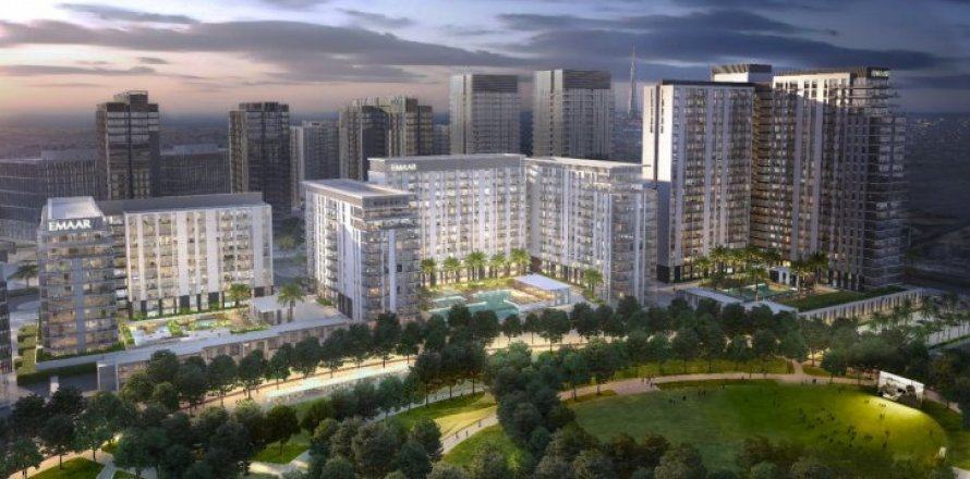 Apartment in Dubai Hills Estate, Dubai, UAE 3 bedrooms, 147 sq.m. № 6694