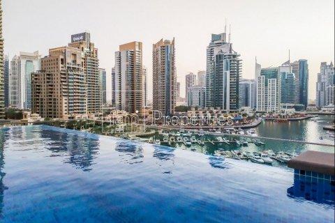Apartment in Dubai Marina, Dubai, UAE 1 bedroom, 76.9 sq.m. № 3702 - photo 1