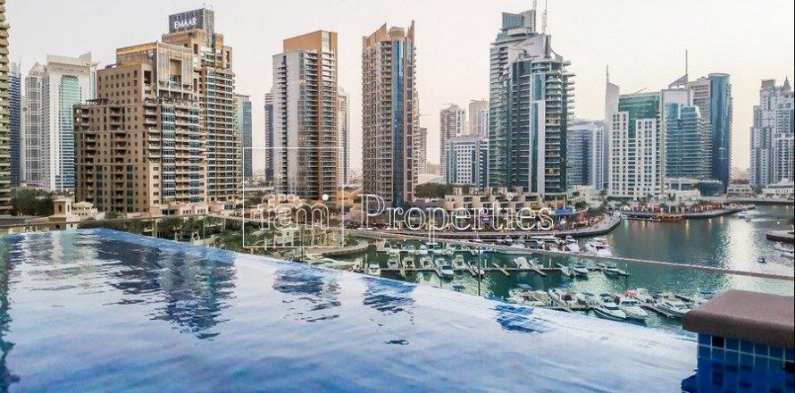 Apartment in Dubai Marina, Dubai, UAE 1 bedroom, 76.9 sq.m. № 3702