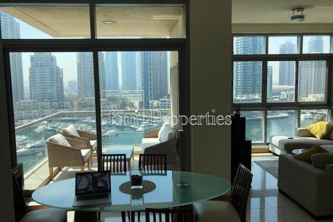 Apartment in Dubai Marina, Dubai, UAE 2 bedrooms, 123.1 sq.m. № 4516 - photo 1