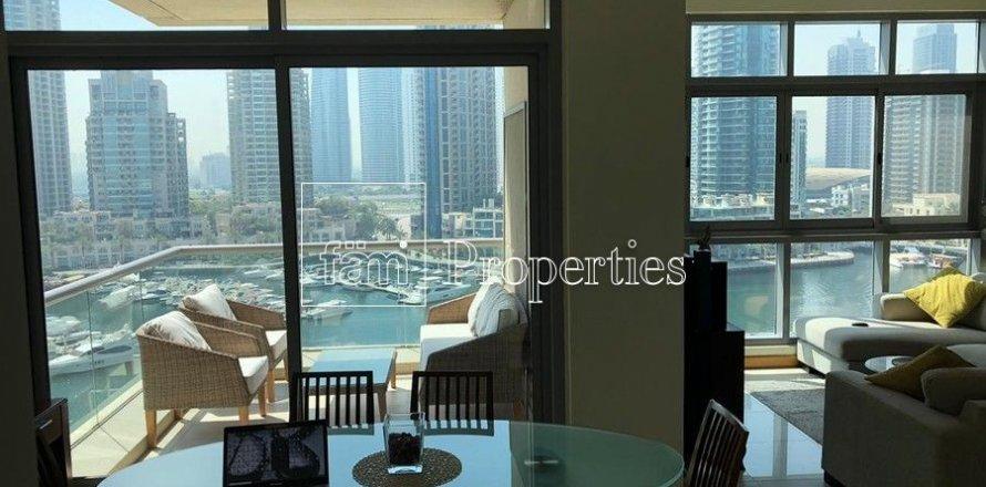 Apartment in Dubai Marina, Dubai, UAE 2 bedrooms, 123.1 sq.m. № 4516