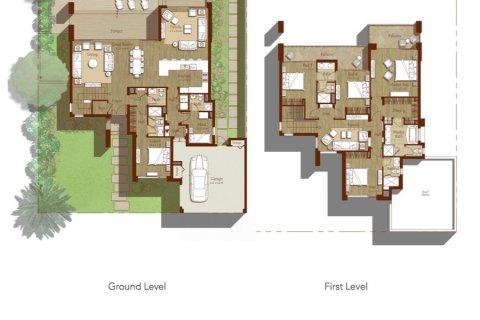 Villa in Dubai Hills Estate, Dubai, UAE 5 bedrooms, 397.9 sq.m. № 4512 - photo 3