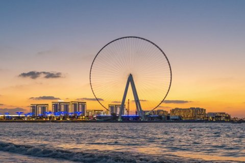 Apartment in Bluewaters, Dubai, UAE 3 bedrooms, 215 sq.m. № 6715 - photo 1