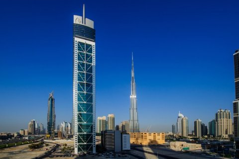 Mortgage deals in Dubai are record high, property prices are 1.5 percent up