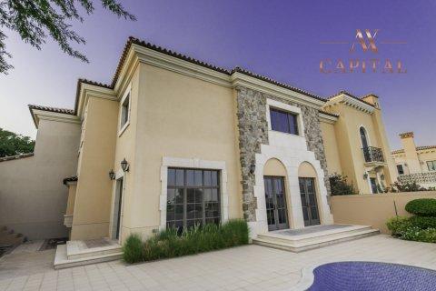 Villa in Jumeirah Golf Estates, Dubai, UAE 4 bedrooms, 362 sq.m. № 813 - photo 1