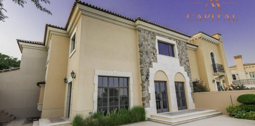 Villa in Jumeirah Golf Estates, Dubai, UAE 4 bedrooms, 362 sq.m. № 813