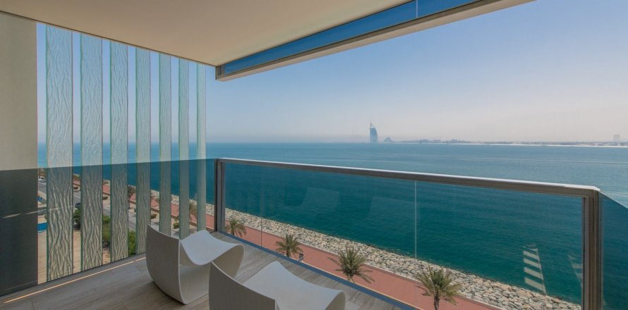 Apartment in Palm Jumeirah, Dubai, UAE 2 bedrooms, 161.6 sq.m. № 778