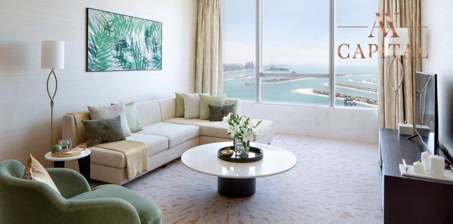Apartment in Palm Jumeirah, Dubai, UAE 41 sq.m. № 555