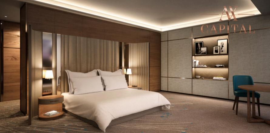 Apartment in Downtown Dubai (Downtown Burj Dubai), Dubai, UAE 3 bedrooms, 156.2 sq.m. № 2679