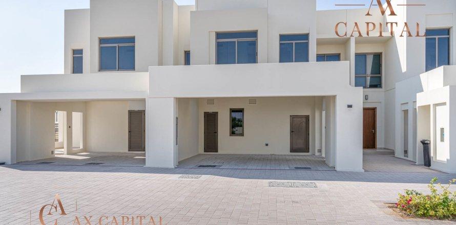 Townhouse in Town Square, Dubai, UAE 3 bedrooms, 192.6 sq.m. № 2135