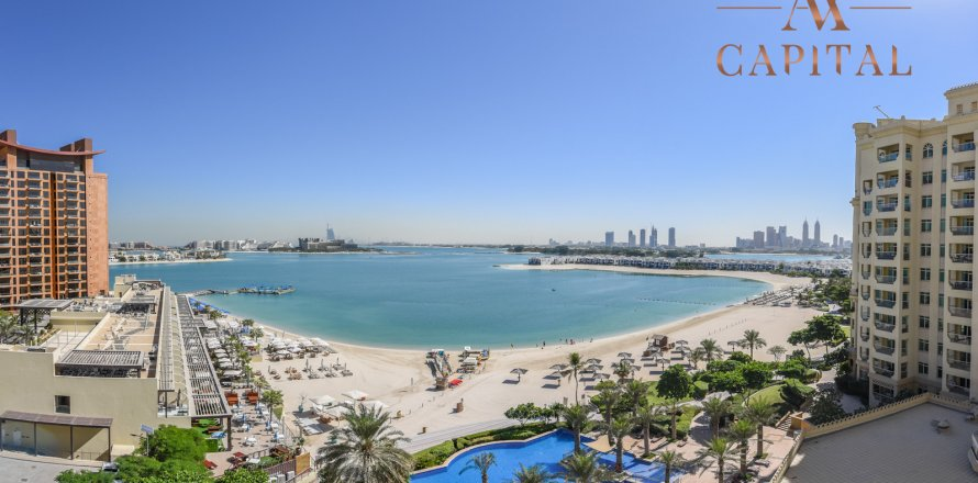 Apartment in Palm Jumeirah, Dubai, UAE 2 bedrooms, 150.1 sq.m. № 489