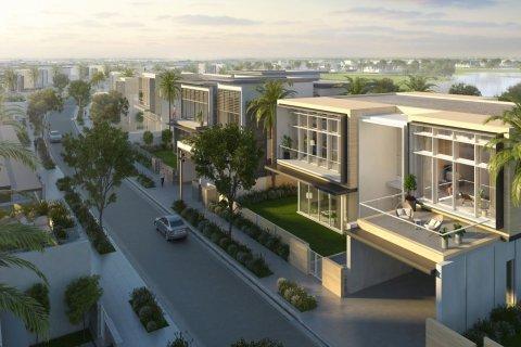 Villa in Dubai Hills Estate, Dubai, UAE 6 bedrooms, 1182.4 sq.m. № 208 - photo 5