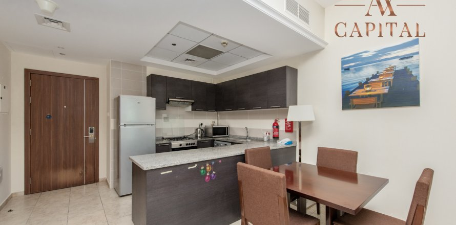 Apartment in Jumeirah Village Triangle, Dubai, UAE 1 bedroom, 72.5 sq.m. № 698