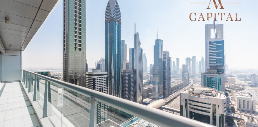 Apartment in Sheikh Zayed Road, Dubai, UAE 3 bedrooms, 195.1 sq.m. № 663