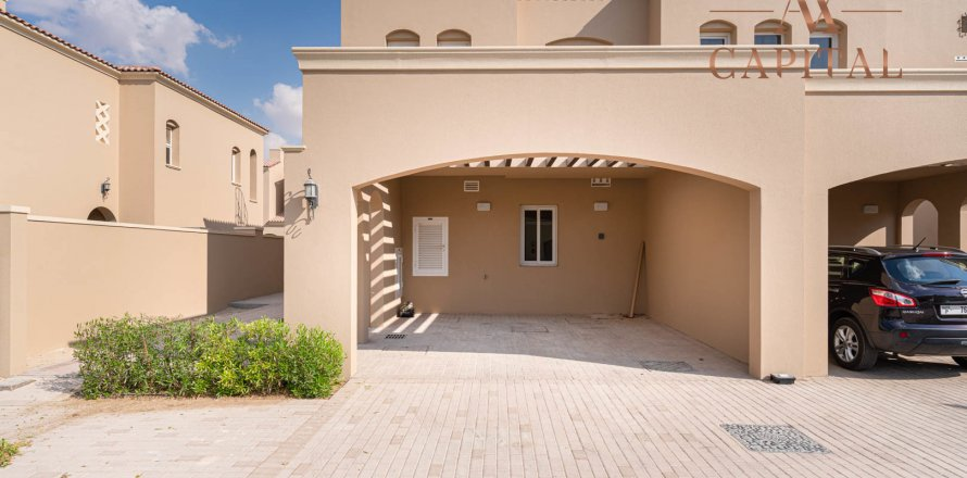 Townhouse in Serena, Dubai, UAE 3 bedrooms, 254.1 sq.m. № 1998