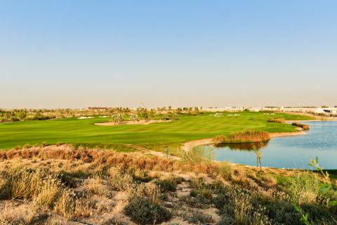 Land in Dubai Hills Estate, Dubai, UAE 924.4 sq.m. № 2528 - photo 1