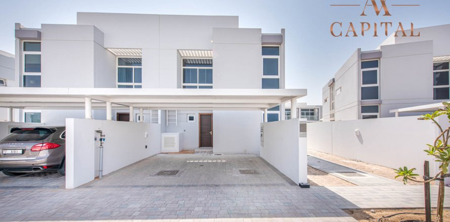 Townhouse in Mudon, Dubai, UAE 3 bedrooms, 263.9 sq.m. № 1934