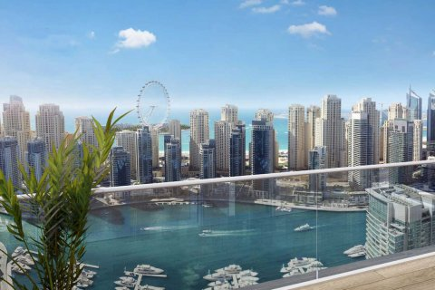 Apartment in Dubai Marina, Dubai, UAE 1 bedroom, 69.3 sq.m. № 1817 - photo 1