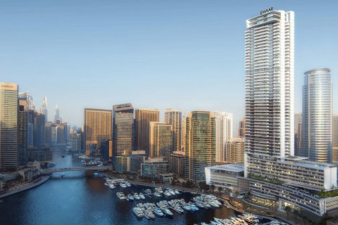Apartment in Dubai Marina, Dubai, UAE 1 bedroom, 69.3 sq.m. № 1817 - photo 7