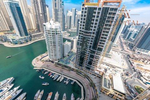Apartment in Dubai Marina, Dubai, UAE 81.7 sq.m. № 7180 - photo 1