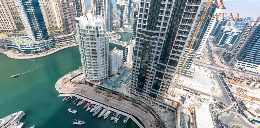 Apartment in Dubai Marina, Dubai, UAE 81.7 sq.m. № 7180