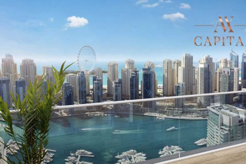 Apartment in Dubai Marina, Dubai, UAE 1 bedroom, 69.3 sq.m. № 1818 - photo 5