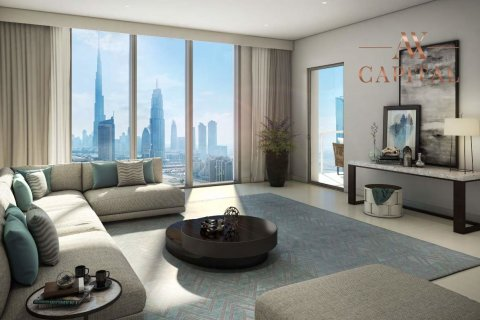 Apartment in Downtown Dubai (Downtown Burj Dubai), Dubai, UAE 1 bedroom, 70 sq.m. № 181 - photo 2