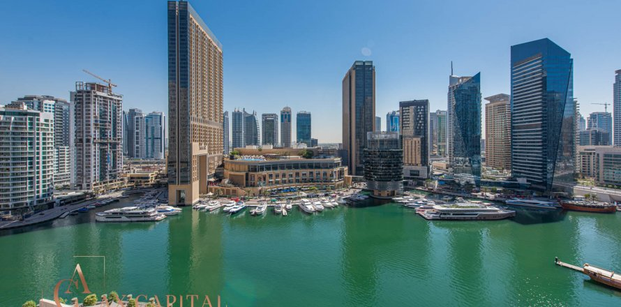 Apartment in Dubai Marina, Dubai, UAE 41.3 sq.m. № 543